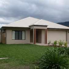 Rental info for QUIET LOCATION IN BLUEWATER ESTATE !!! in the Cairns area