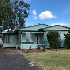 Rental info for Hop, skip and 2 jumps to town! in the Dalby area
