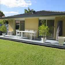 Rental info for BEAUTIFUL CURRUMBIN HOME - FEATURING A POOL