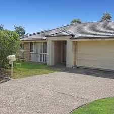Rental info for Corner positioned home in Ormeau! in the Gold Coast area