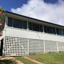 Rental info for Cool High Set Home with great views in the Yeppoon area