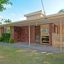 Rental info for Private Home with HUGE Shed! in the Crestmead area