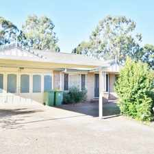 Rental info for Large Family Home - Air Con - Sheltered Carpark