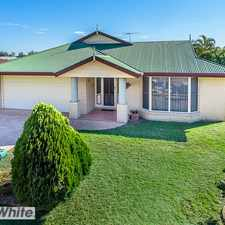 Rental info for SOLAR POWER - LARGE HOME & MULTIPLE LIVING ZONES in the Brisbane area