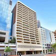 Rental info for City Centre Residence with Darling Harbour Views in the Sydney area