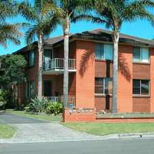 Rental info for Stylish Two Bedroom Villa Close to the Lake in the Lake Illawarra area