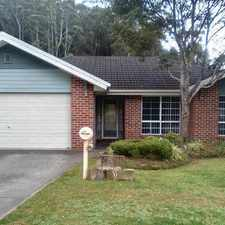 Rental info for 3 BEDROOM FAMILY HOME in the Central Coast area