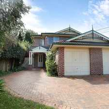Rental info for Leased - Deposit Taken in the South Turramurra area
