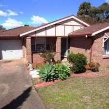 Rental info for GREAT FAMILY HOME in the Sydney area