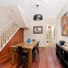 Rental info for Timeless & Charming - Convenient Location in the Petersham area