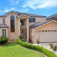 Rental info for Luxury 5 Bedroom home in prominent location in the Sydney area