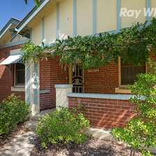 Rental info for Exclusive Address with Comfort & Charm in the Albury area