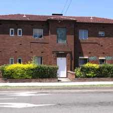 Rental info for AFFORDABLE 3 BEDDER in the Strathfield area