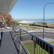 Rental info for PANORAMIC SEA VIEWS in the Henley Beach South area
