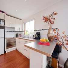 Rental info for Stylish, North Facing Beach Apartment