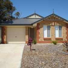 Rental info for OPEN WEDNESDAY 25TH SEPTEMBER 2013 BETWEEN 5-5:15PM in the Adelaide area