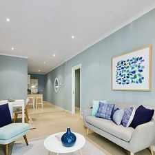 Rental info for Immaculate 2 bedroom apartment in the heart of Mawson Lakes in the Mawson Lakes area
