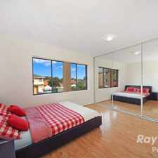 Rental info for MODERN 2BR UNIT WITH SINGLE GARAGE SPACE! in the Sydney area
