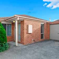 Rental info for Comfortable Living Close To Parklands in the Heidelberg West area