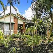 Rental info for ** UNDER APPLICATION ** in the Heatherton area
