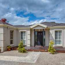 Rental info for Immaculate home in a peaceful location