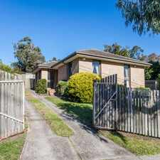 "Rental info for Excellent ""Marylands"" Home in the Frankston area"