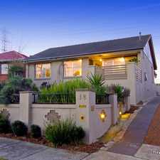 Rental info for SITTING PRETTY in the Watsonia area