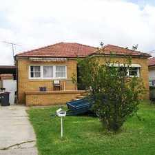 Rental info for OPEN HOUSE CANCELLED in the Sydney area