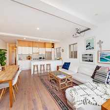 Rental info for Renovated garden apartment - Pets Considered - Double lock up garage. in the Sydney area