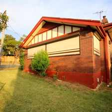 Rental info for 3 Bedroom Family Home in the Birrong area