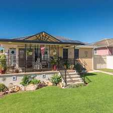 Rental info for 76 Queen Street, Lake Illawarra in the Wollongong area