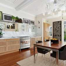 Rental info for Coastal Comfort And Class in the North Bondi area