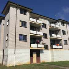 Rental info for NICE UNIT CLOSE TO SHOPS in the Lansvale area