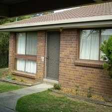 Rental info for ** GREAT LOCATION ** in the Melbourne area
