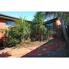 Rental info for Great Court Location UNDER APPLICATION NO FURTHER INSPECTIONS in the Melbourne area