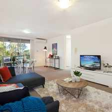 Rental info for DEPOSIT TAKEN - Two Bedroom Security Apartment With Parking in the Sydney area