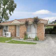 Rental info for TWO BEDROOM HOME IN PRIME LOCATION in the Narre Warren South area