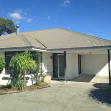 Rental info for IDEAL EAST BUNBURY LOCATION - PETS CONSIDERED!