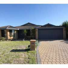 Rental info for ONE OF THE BEST IN CANNING VALE