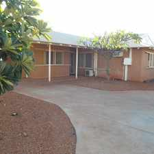 Rental info for Looking for your own private oasis in the desert? Approved Application in the South Hedland area