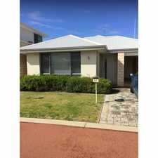 Rental info for ADOPT THE RELAXING LIFESTYLE in the Perth area