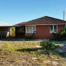 Rental info for RENOVATED THREE BEDROOM HOUSE