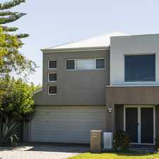 Rental info for Furnished Home by the Sea! - Short term holiday rental available in the Perth area