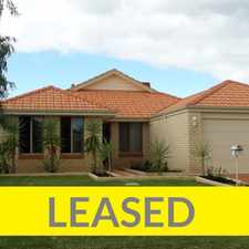 Rental info for NOW LEASED!!! in the Perth area