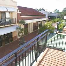 Rental info for NEAT and TIDY APARTMENT ABOVE CAFE STRIP IN JOONDALUP! in the Perth area