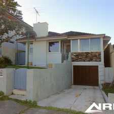 Rental info for BEACH LIVING !! in the Swanbourne area