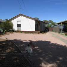 Rental info for Neat & Tidy Home in the Echuca area