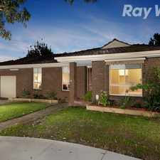 Rental info for Great Family Home in a Superb Location!