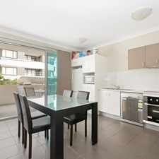 Rental info for Fantastic position with plenty of added extras! in the Kangaroo Point area