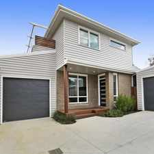 Rental info for Stylish Living in a Prestigious Location in the Highton area